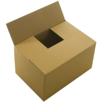 "Large Single Wall 24x18x18"" Removal Storage Cardboard Boxes"
